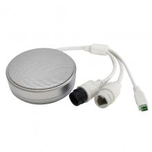 POEB109(G3)全向型拾音器 POE直供电